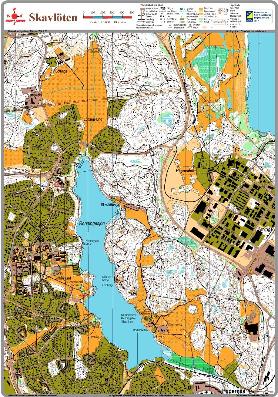 hägernäs karta Mats Lundblads gada.se KORTVERSION a hägernäs karta
